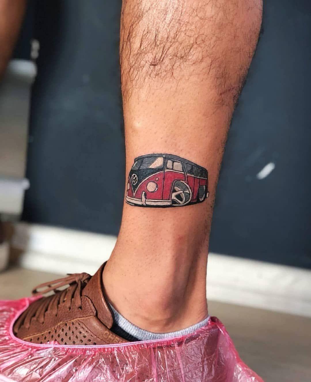 Pin by Gregg Powell on Tattoos | Vw tattoo, Tattoos, Tattoo