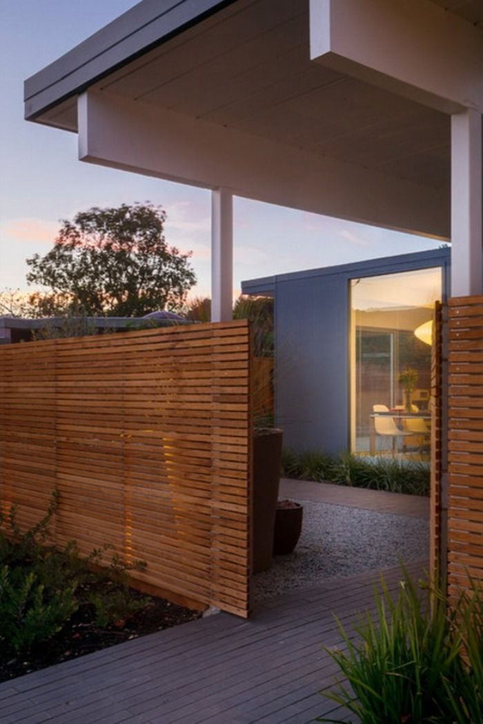 20 modern house fence ideas highlighting your house with on modern fence ideas highlighting your house with most shared privacy fence designs id=84887