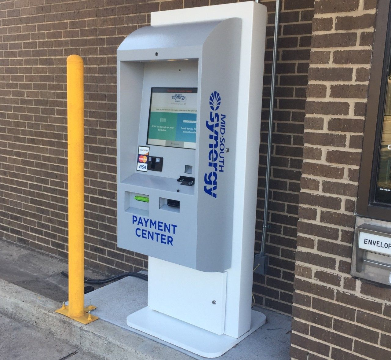 Check Out Howard Enterprise S Latest Install In Navasota Texas For Mid South Synergy Pay Phone Navasota Landline Phone