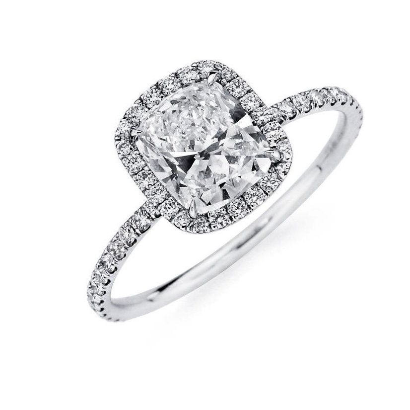 Add Even More Diamonds To Your Engagement Ring With The