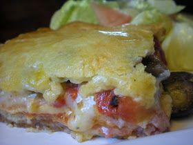 Delectable Dining: Italian Antipasto Squares #antipastosquares