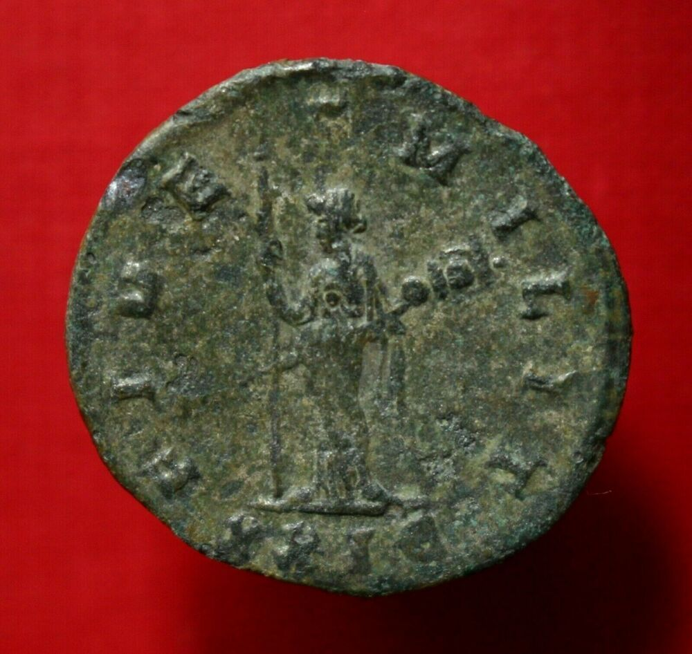 Vf Roman Coin 276ad Florian Antoninianus Fides Rome Genuine Ebay In 2020 Roman Coins Coins For Sale Coins