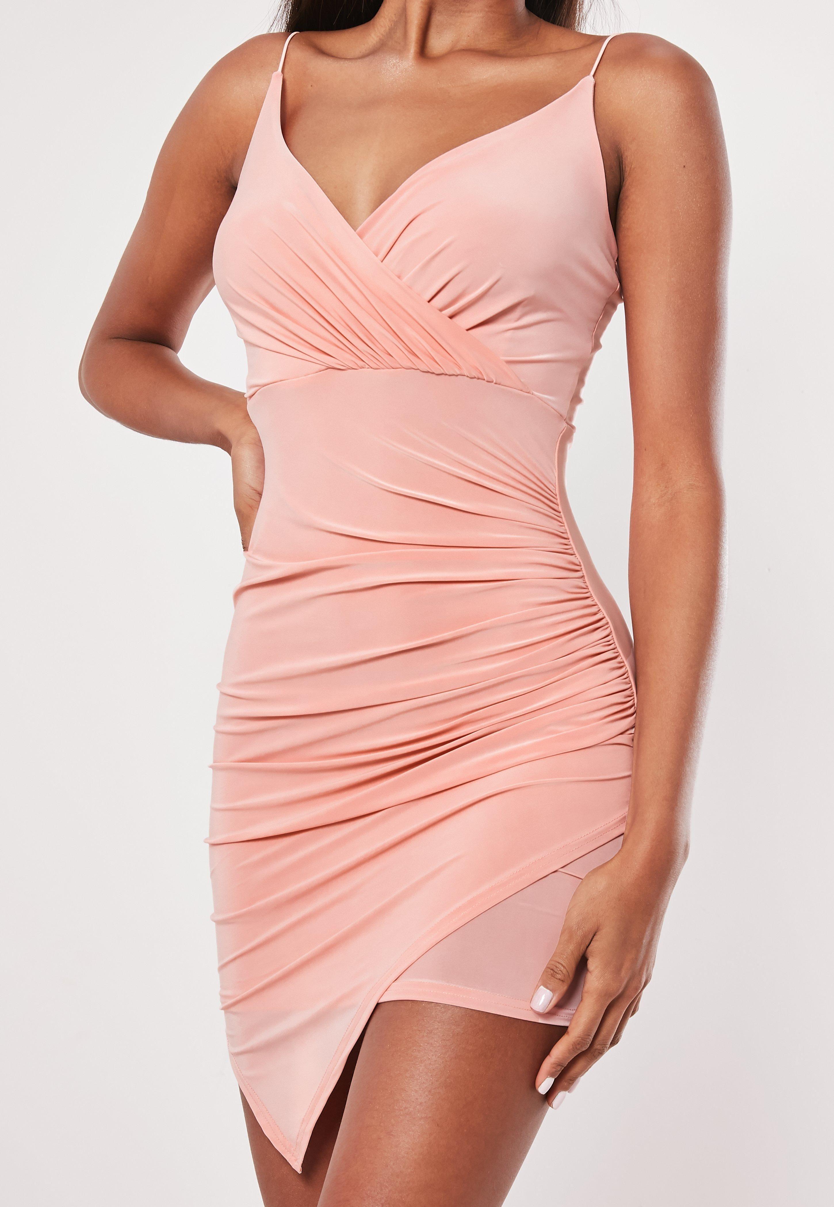 Womens Stylish Soft Cotton Party Casual Prom Club Irregular Drippy Beach Dress
