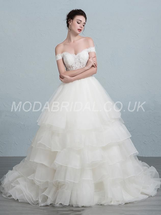 modabridal.co.uk SUPPLIES Vogue Fall Ball Gown Hall All Sizes Summer ...