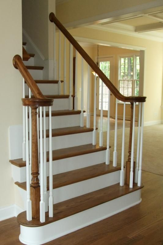 Best Staircase Ideas And Styles Craftsman Oak Curved New 400 x 300