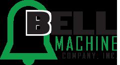 New logo design for Bell Machines Company, Inc. in Shreveport, LA.