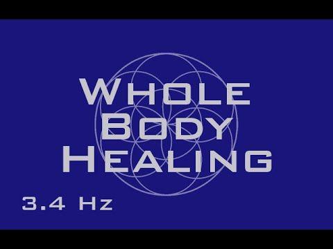 God's Healing Frequencies Binaural Beats Meditation
