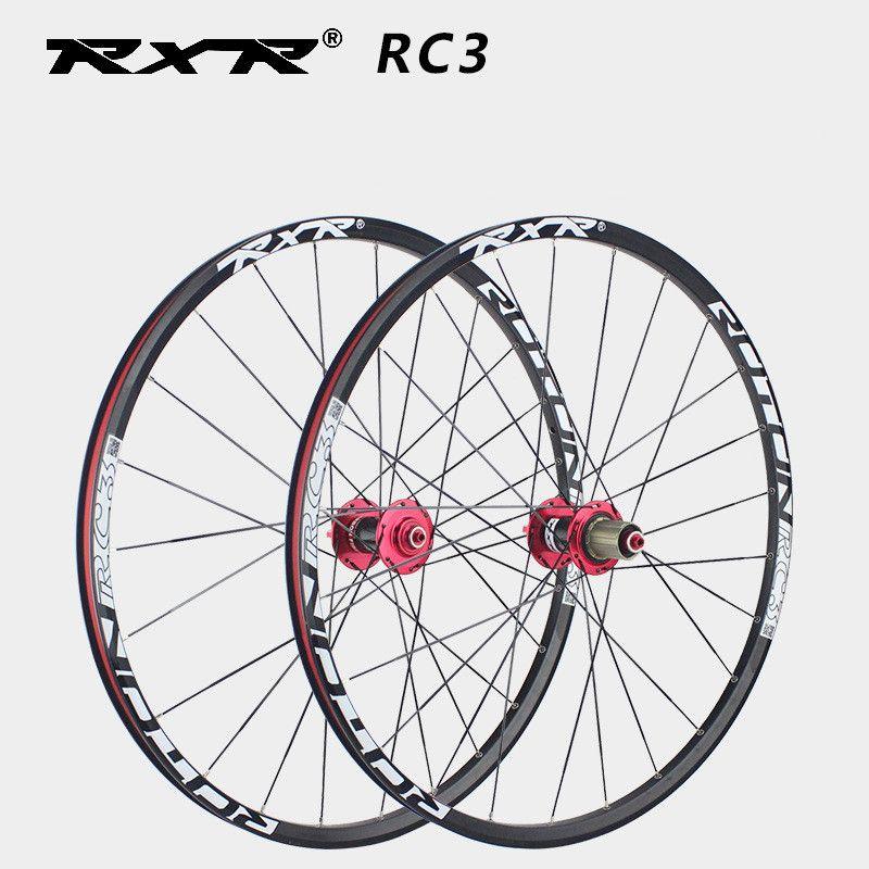 Rxr Mtb Bike Wheels Rc3 5 Palin Carbon Fiber Wheel 27 5 Mountain
