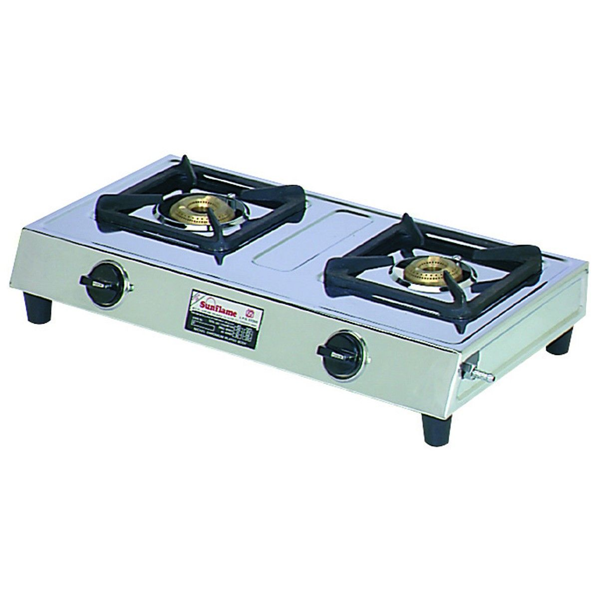Can You Hook Up Camp Stove To Natural Gas