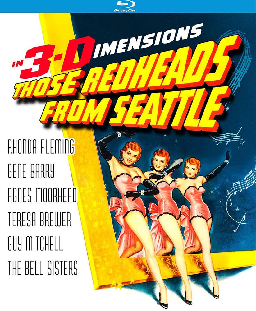 Blu ray redhead clips, kristina reyes nude