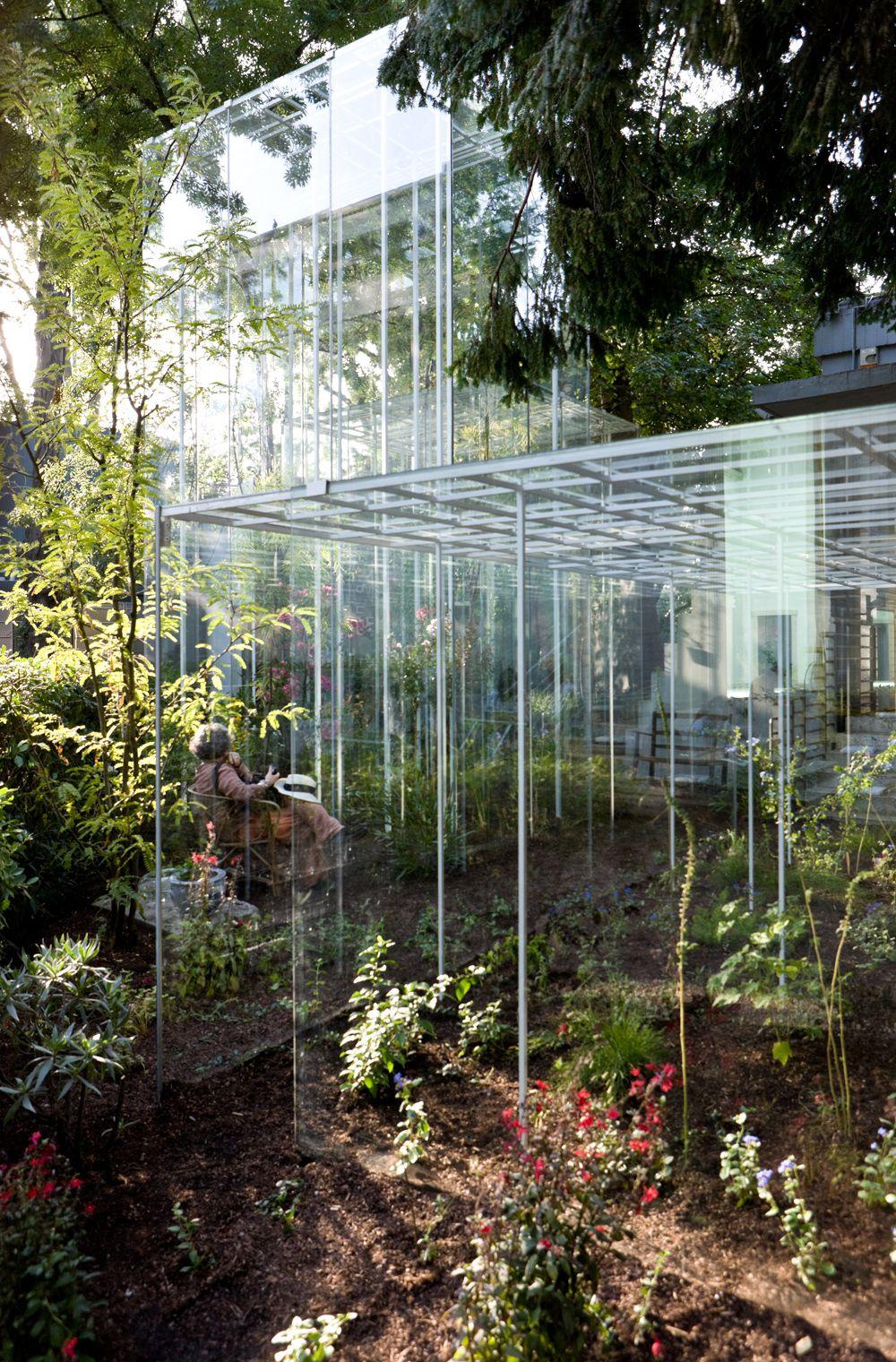 Junya Ishigami Architect The Last Magazine Modern Greenhouses Japanese Architecture Landscape Architecture