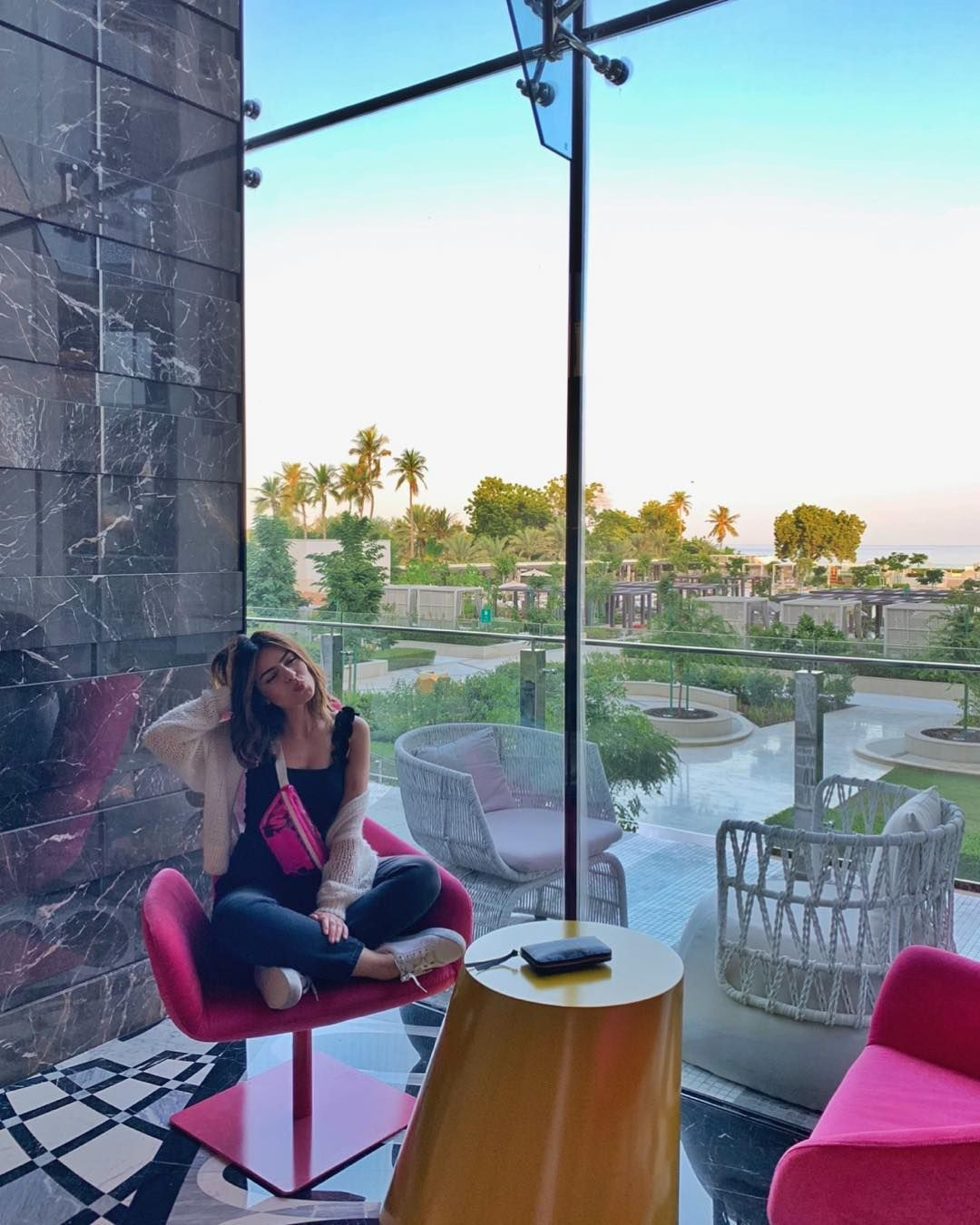 Safa Srour صفا سرور On Instagram Throwback To Muscat And Wmuscat We Are So Happy To Be Revisiting This Amazing City Patio Umbrella Patio Outdoor Decor