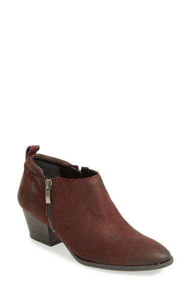 My First Bootie Got This In Black Franco Sarto Granite