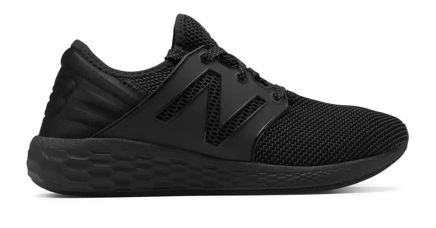 Fresh Foam Cruz v2 Sport, Black Running shoes for men