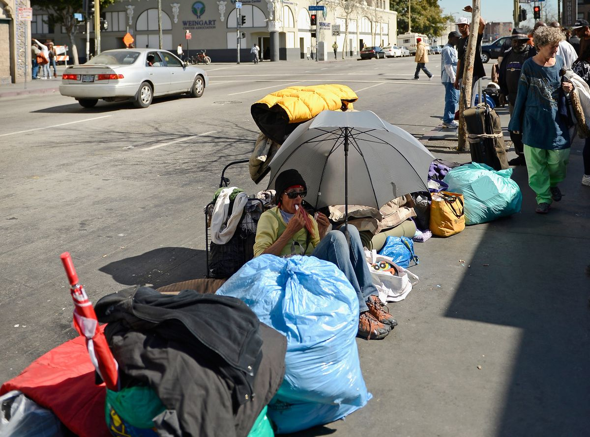 9 Ways Americans Haven T Recovered Homeless Homeless People Causes Of Homelessness