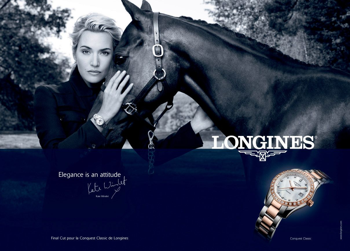 Kate Winslet Photographed By Miguel Reveriego For Longines 2013 Kate Winslet Kate Famous Women