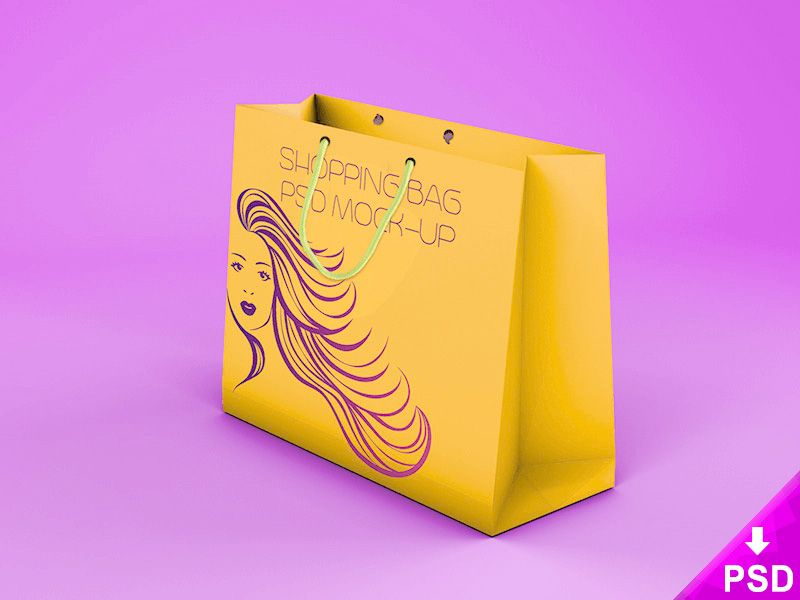 Download 55 Free Premium Shopping And Plastic Bag Templates Psd Bag Mockup Mockup Free Psd Free Graphic Design