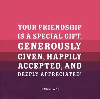 ♥ love and appreciate my friends ♥ | Best Friend Stuff
