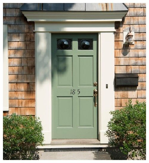 143 Best Painted Doors Images On Pinterest: Best Front Door Colors For Tan House