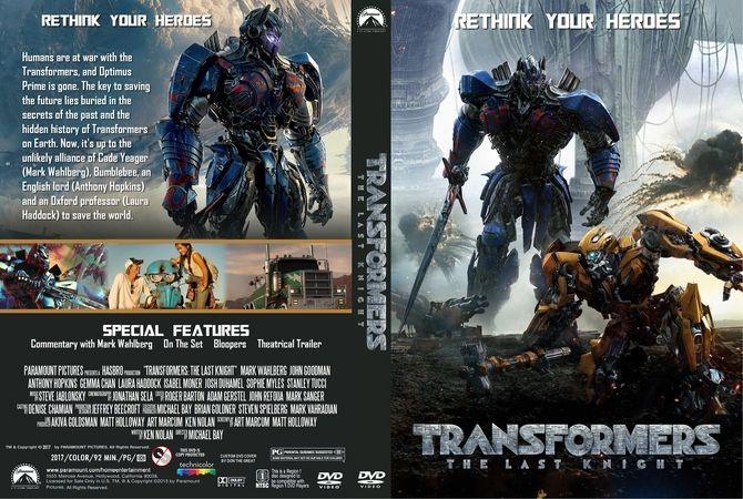 download film Transformers: The Last Knight (English) movie
