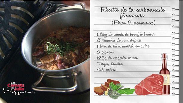 La carbonade de bruno les carnets de julie france 3 recettes de cuisine gourmandises - La cuisine de bruno ...