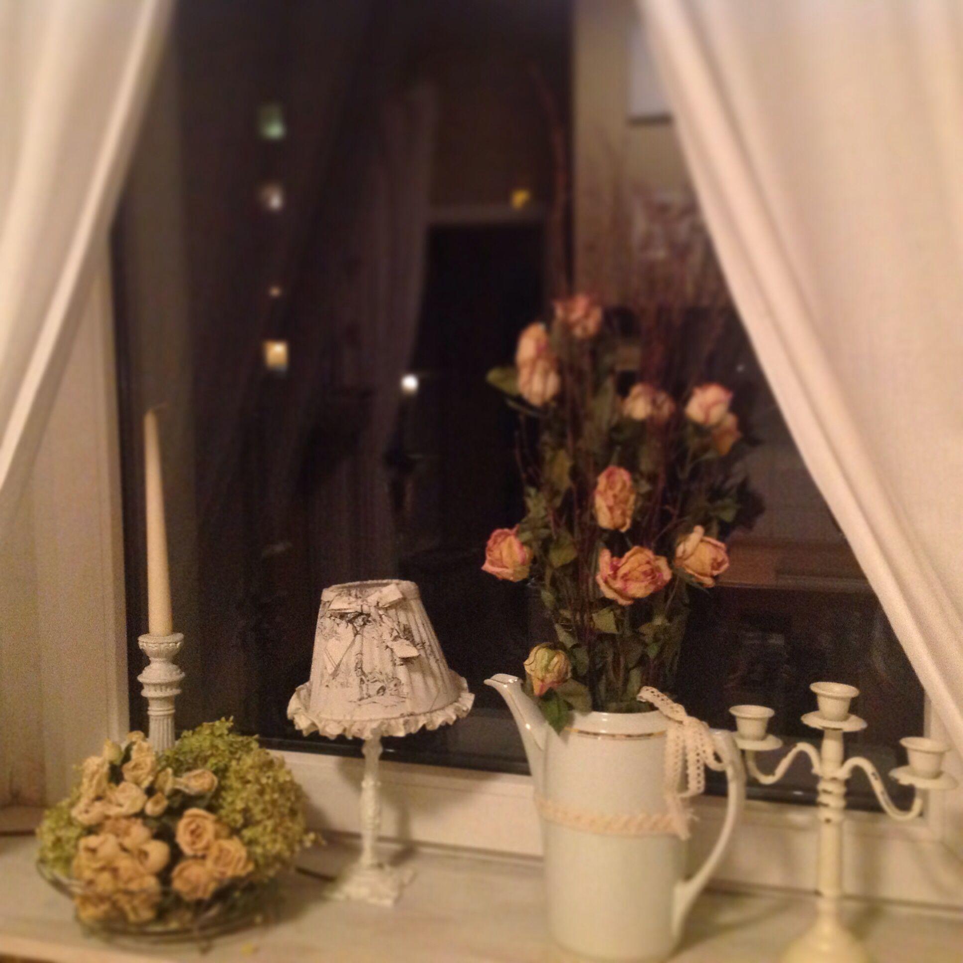 Weihnachtszeit vorbei küchenfenster neu dekorieren