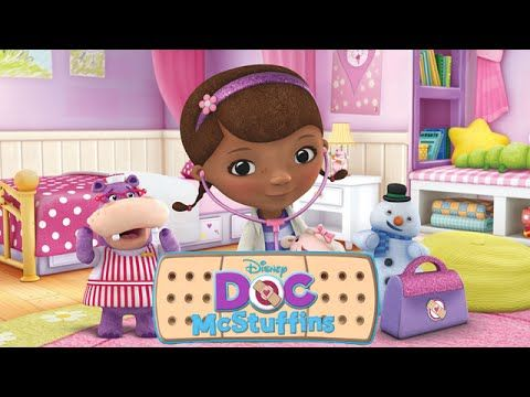 Doc Mcstuffins Full Episodes Of Various Disney Jr Games For Disney Junior Kids English Disney Junior Games