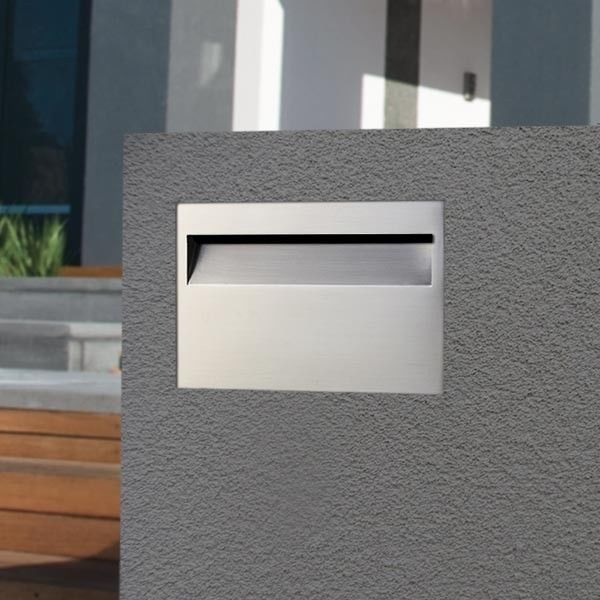 Stylish Stainless Steel Faceplate Milano Brick In Set Everything