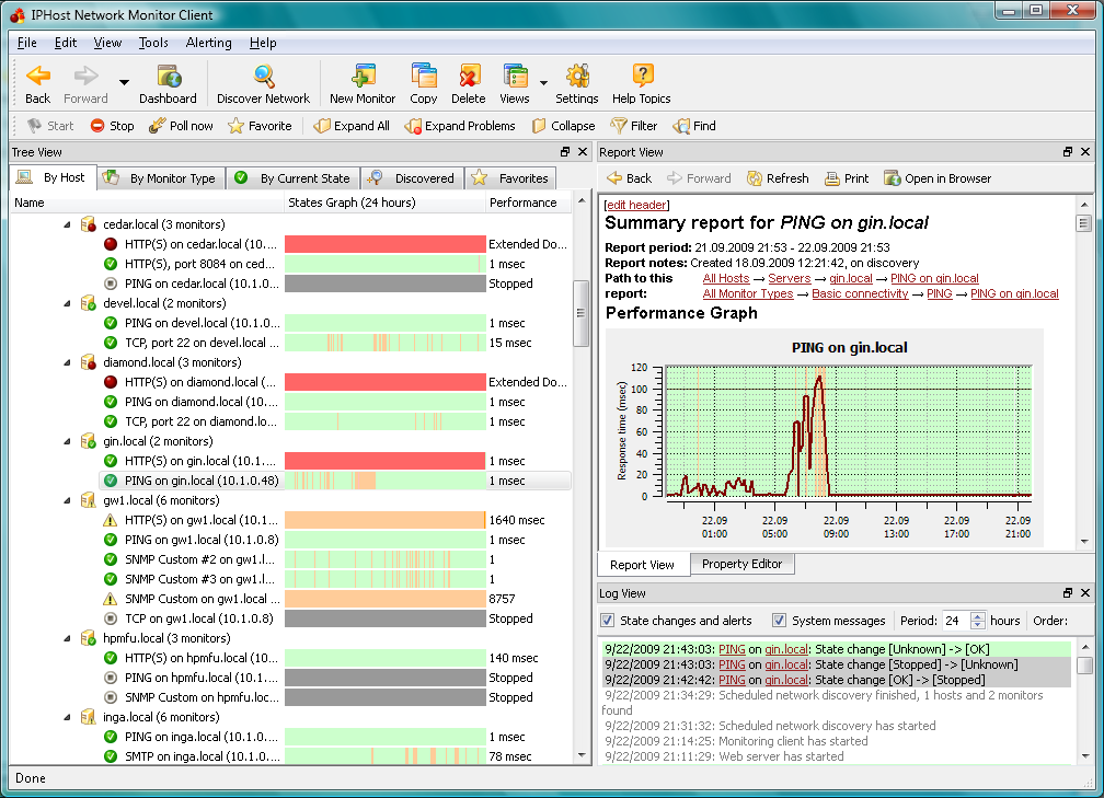 network administrator software tools free