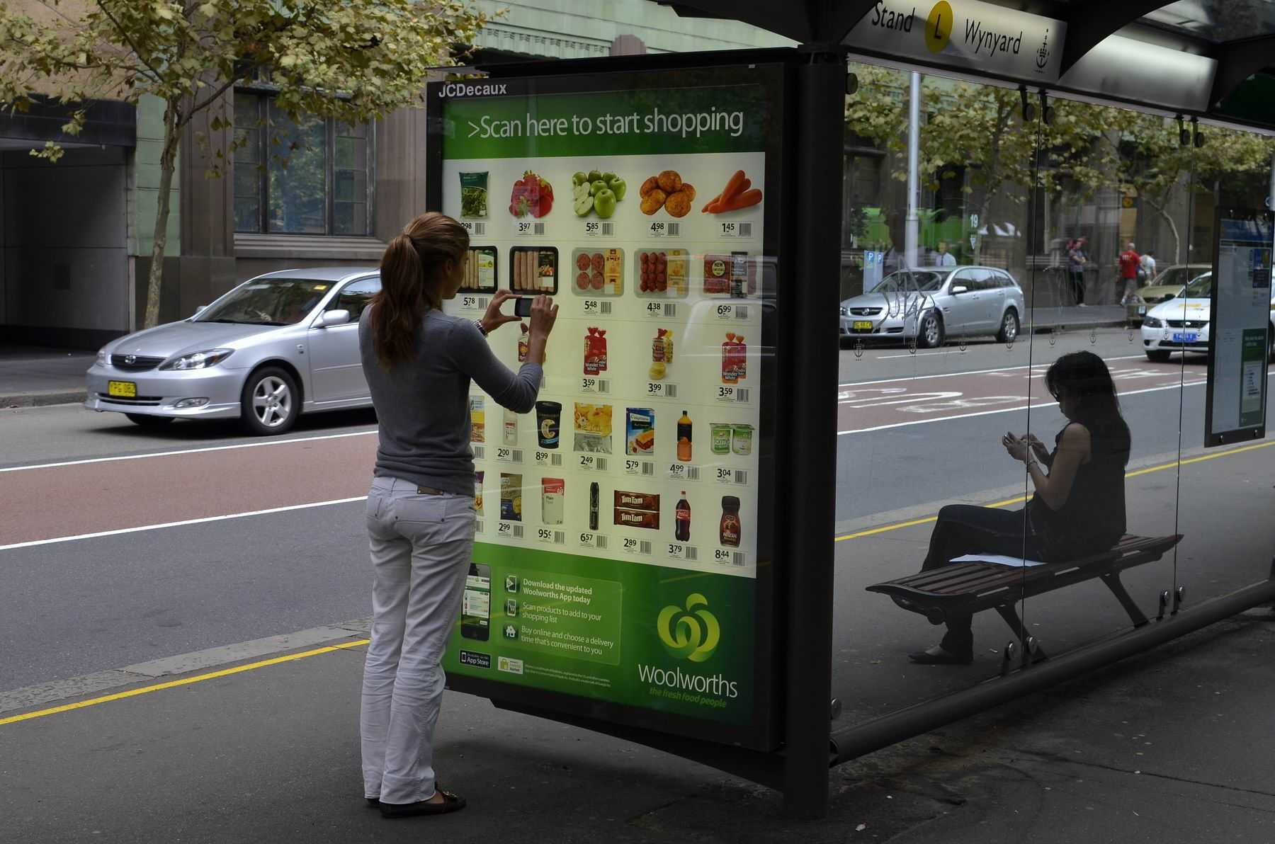 Ooh creative qr codes 5 inspirational ideas jcdecaux for Innovative home designs and marketing