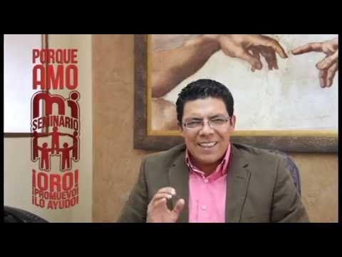 """Agradecimiento Colecta 2015 """"PORQUE AMO MI SEMINARIO: LO AYUDO"""""""