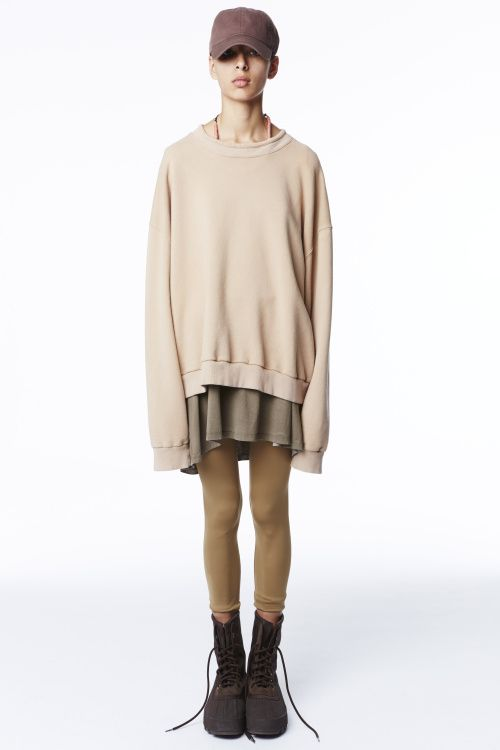 i love this picture because it s from the new yeezy clothing line. it s  season 2 b1cda65e6