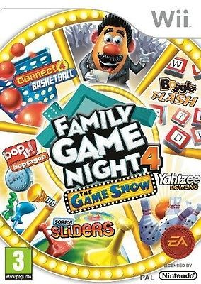 Uk hasbro family game #night 4  wii=connect 4 #basketball=yahtzee #bowling=bob it,  View more on the LINK: http://www.zeppy.io/product/gb/2/361471837041/