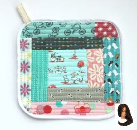 New quilting sewing pot holders Ideas        New quilting sewing pot holders Ideas