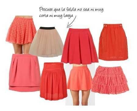 8396ff4a58 Cuantos modelos de faldas hay  Cuantos  faldas  modelos  modelosdeFalda