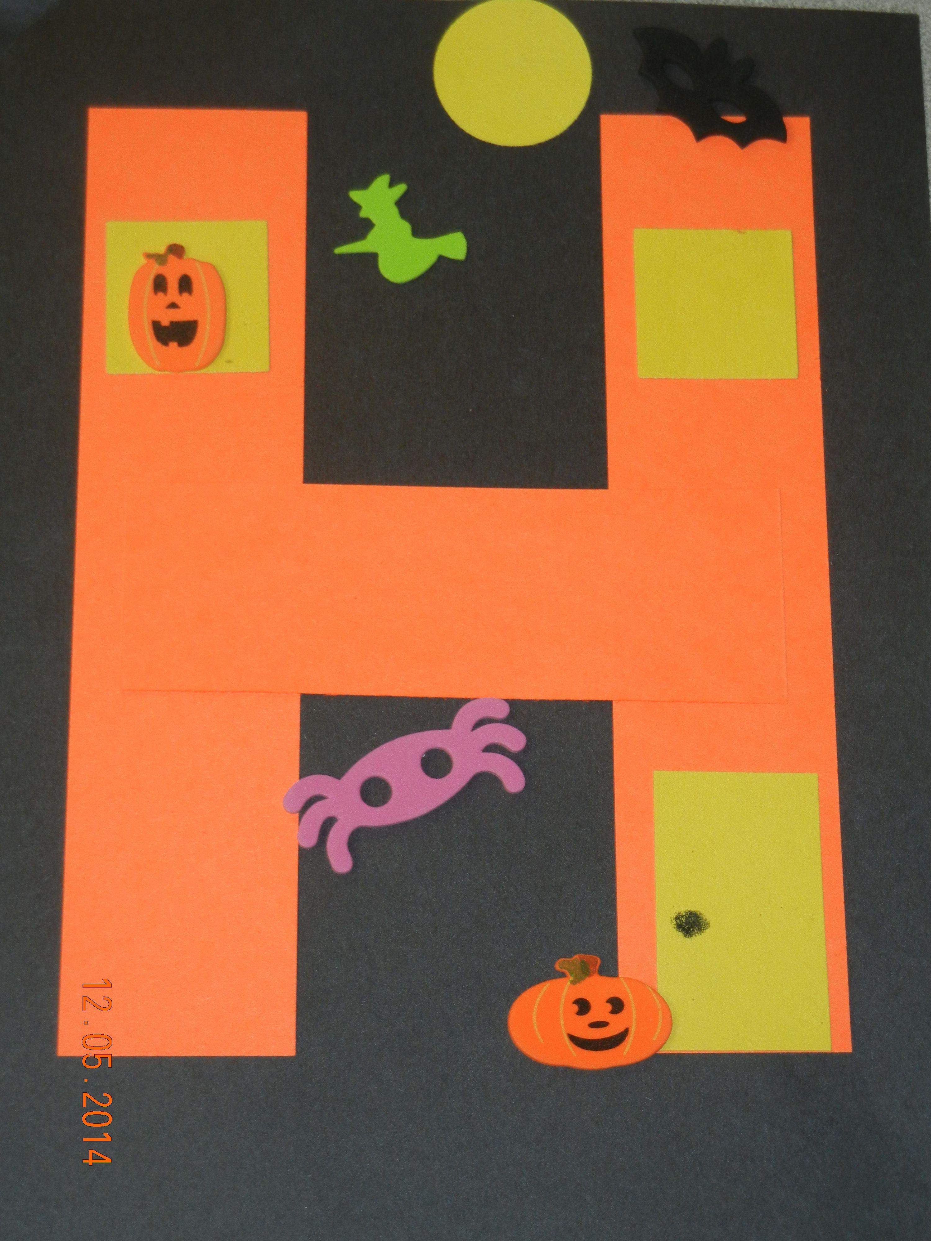 22+ Haunted house craft preschool information