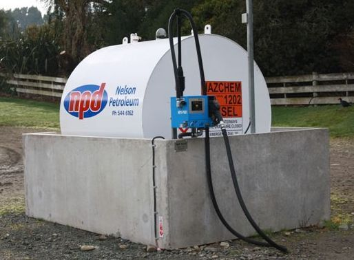 gasoline storage tanks above ground | Above ground storage ...