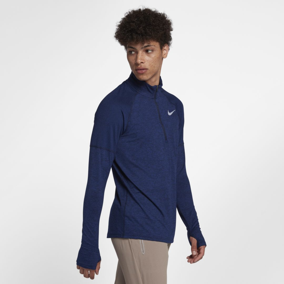 fe1bc382d Element Men's 1/2-Zip Running Top | Products | Nike men, Tops, Mens tops