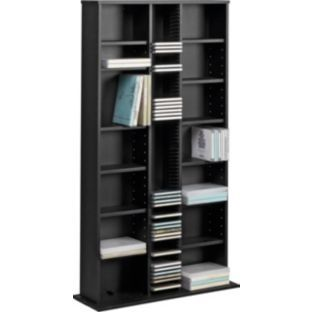 Wide Dvd And Cd Media Storage Unit Black 39 99 Argos Game
