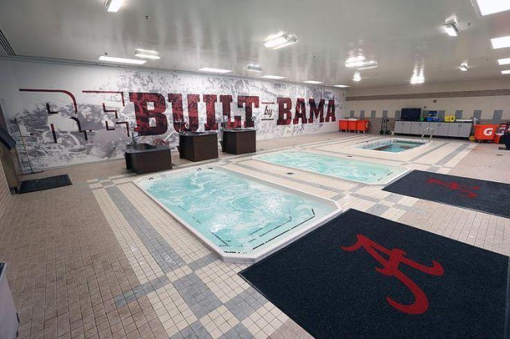 Alabama football facilities Crimson tide football