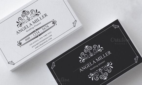 Elegant vintage business card business cards business and card elegant vintage business card fbccfo Image collections