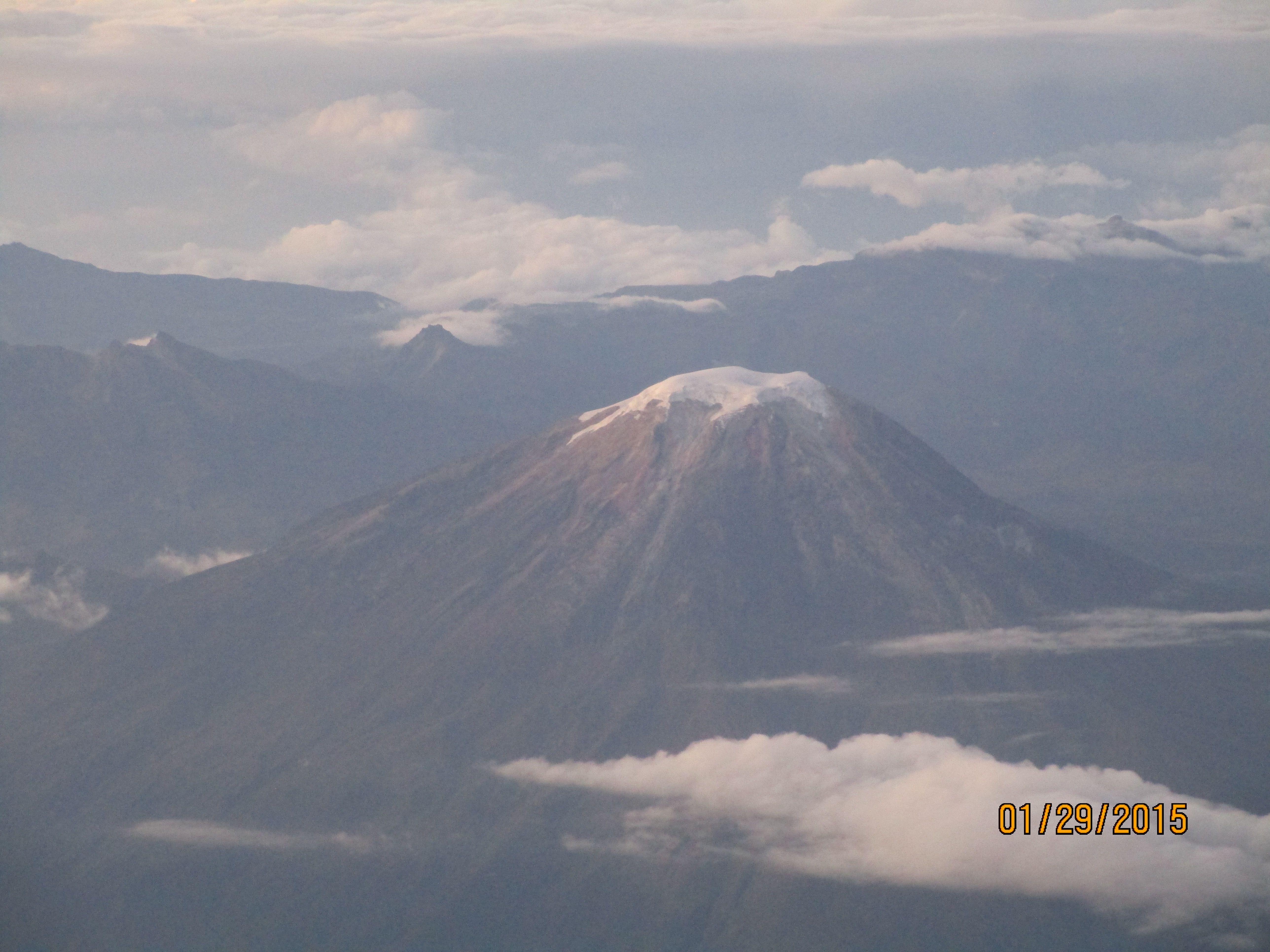 Volcan de Quindio