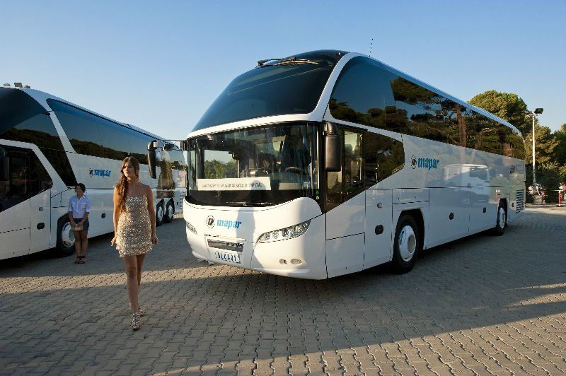 Used Coach Bus For Sale