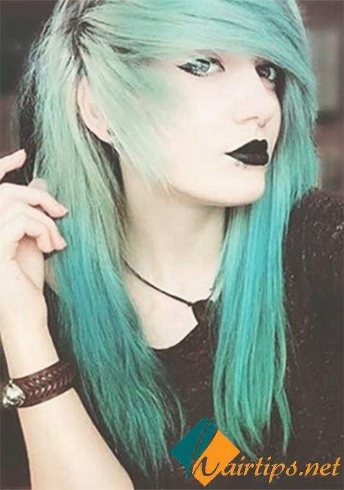 Emo Hairstyles Magnificent Enhance Your Courage With Long Emo Hairstyles  Hair Haircuts And