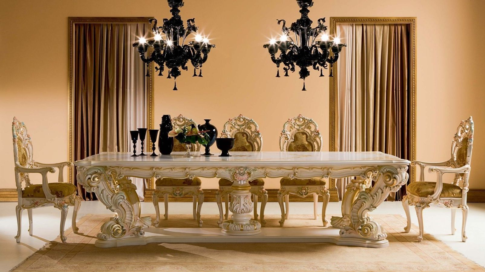 Exclusive Dining Room Furniture  Modern Luxury Furniture Check Unique Luxury Dining Room Furniture Design Inspiration