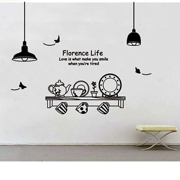 Aliexpress Com Buy Wall Designs Wall Art Kitchen Utensils