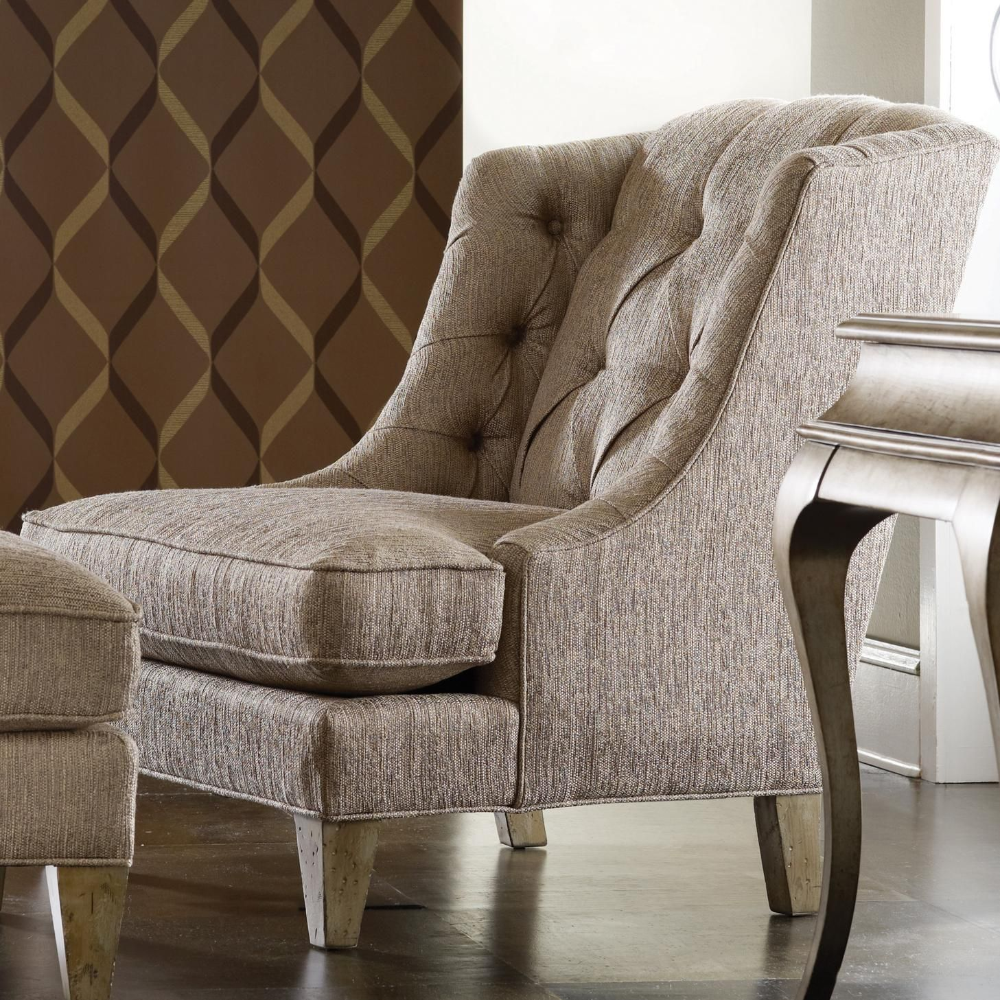 1cc6bfb6c2b8 Arden Wing Chair by Sam Moore
