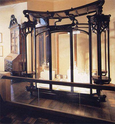 art nouveau art nouveau pinterest jugendstil jugendstil m bel und gegenst nde. Black Bedroom Furniture Sets. Home Design Ideas