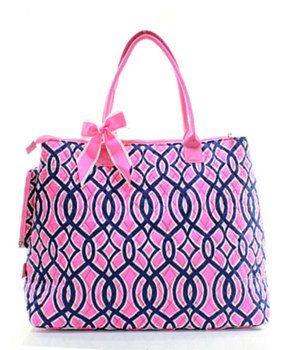 189c901d311 Personalized Ladies Overnight Bag, Weekender Bag, Tote Bag, Luggage ...