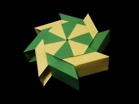3D Star Origami - YouTube | 360x480